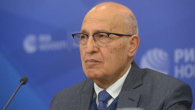 Советник президента Палестины по международным вопросам Набиль Шаат
