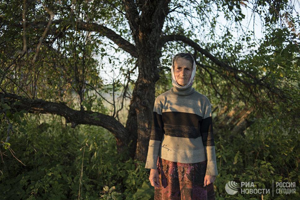 Татьяна — последний житель села Кукуй.