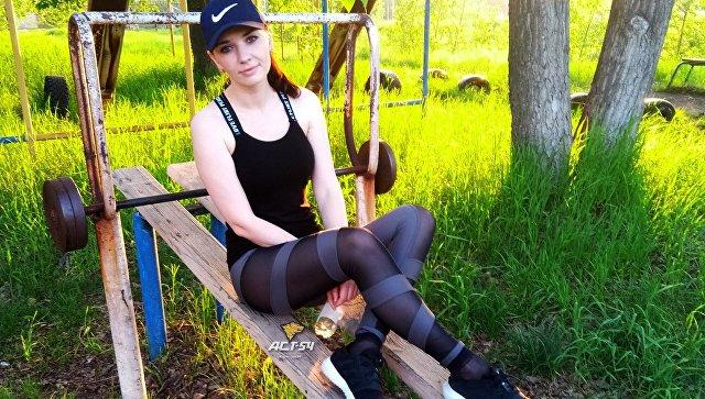 Жительница Новосибирска Екатерина, защитившая студентку от пьяных мужчин