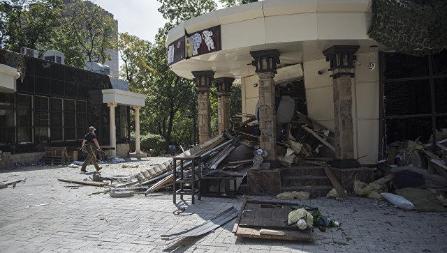 В ДНР обвинили западные спецслужбы в причастности к убийству Захарченко