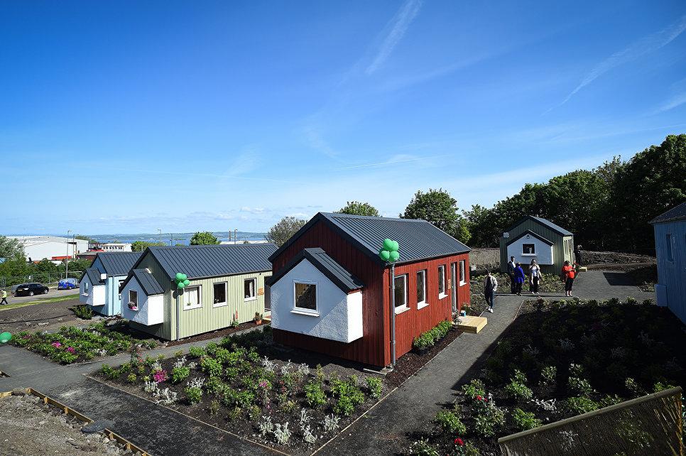 Social Bite Village