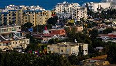 Город Протарас на Кипре