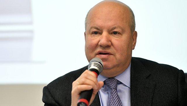 Член Центральной избирательной комиссии Василий Лихачев