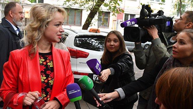 Прокурор потребовал отправить экс-жену Джигарханяна на обязательные работы