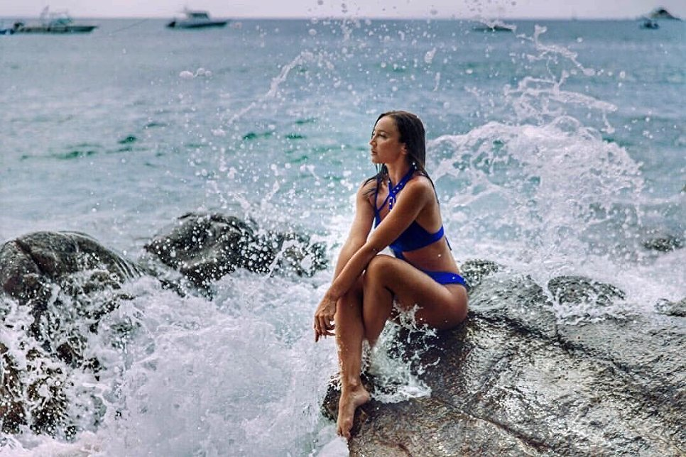 Ольга Бузова в Таиланде
