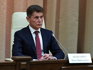 Олег Кожемяко. Архивное фото