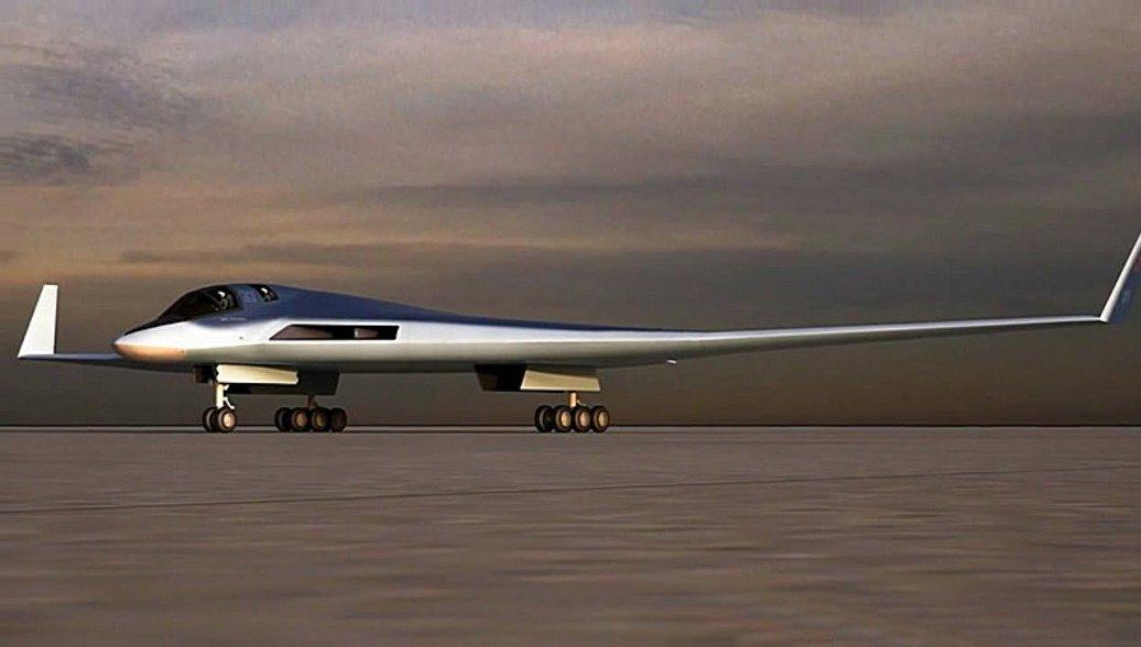 В России начали разработку перспективного стратегического бомбардировщика