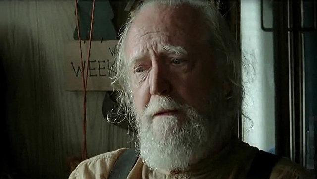 Кадр из сериала Ходячие мертвецы