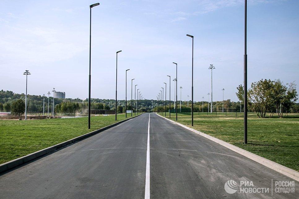 Парк технических видов спорта в Печатниках в Москве