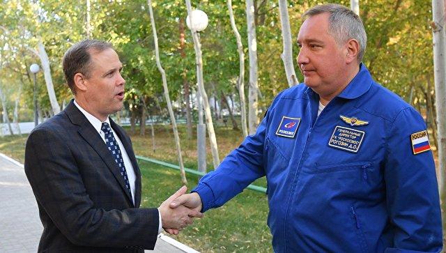 Глава НАСА оценил сотрудничество России и США по космосу