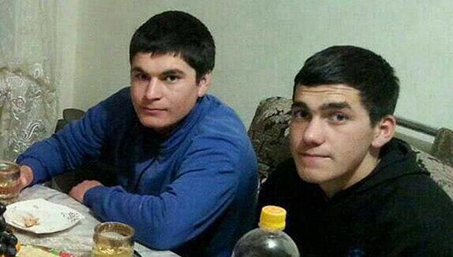 Братья Гасангусейновы