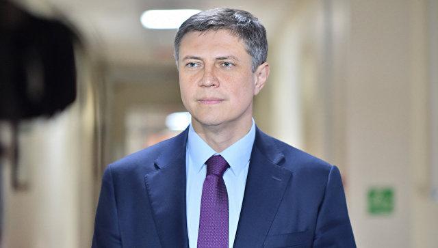 Вице-губернатор Краснодарского края Игорь Галась