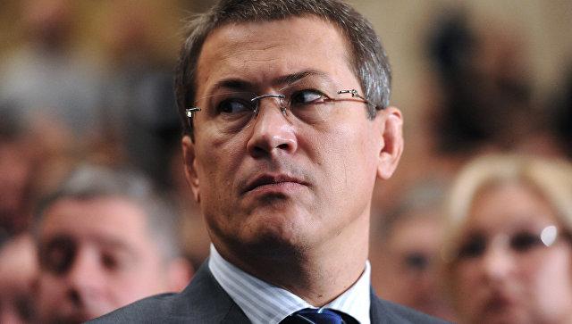 Радий Хабиров. Архивное фото