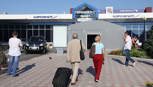 Аэропорт Симферополя предложили назвать в честь Айвазовского