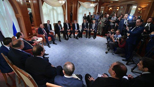 Президент Египта оценил совместные с Россией проекты