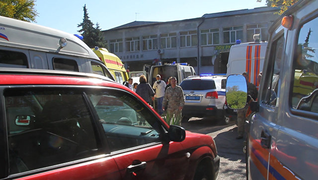 Установлена личность напавшего на техникум в Керчи