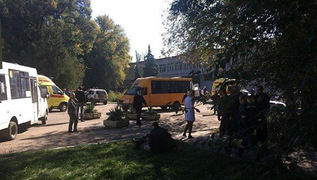Аксенов сообщил подробности трагедии в Керчи