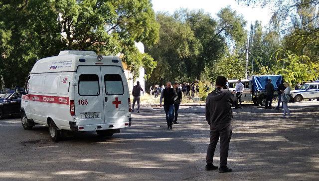 При нападении на керченский колледж пострадали 67 человек