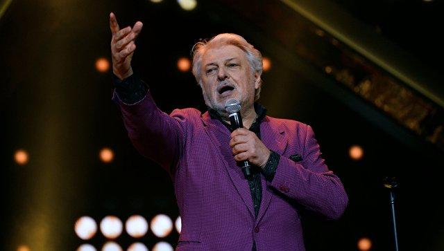 Директор Вячеслава Добрынина рассказал о состоянии здоровья певца
