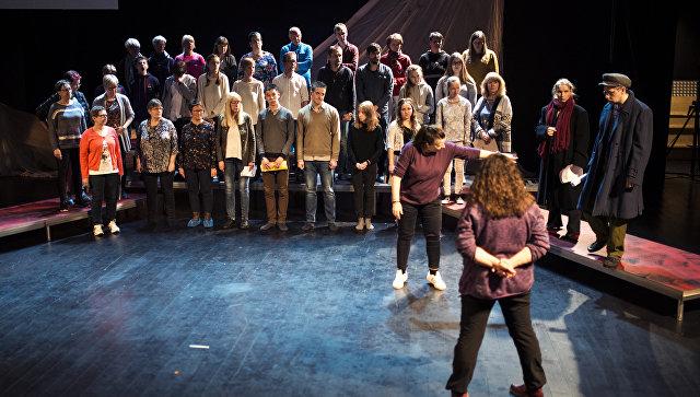 Экспериментальный театр в Норвегии: самовар-метод и диалог культур