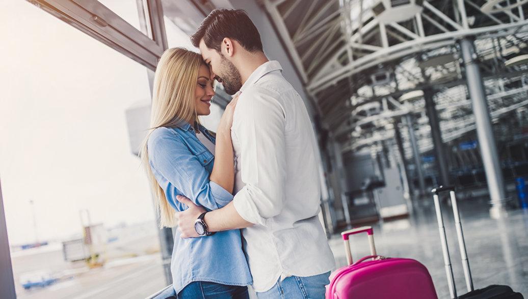 Путешественники занимаются сексом в аэропорту чаще, чем в самолете