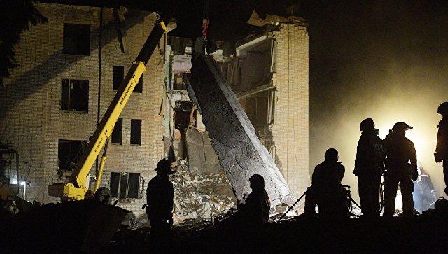 На месте взрыва на заводе в Гатчине нашли тело еще одного погибшего