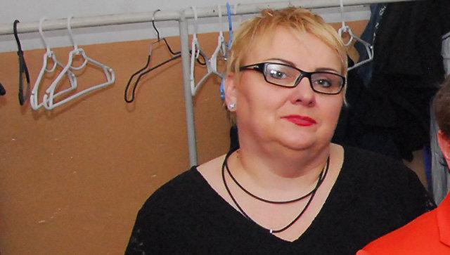 Артистка украинского юмористического шоу Марина Поплавская. Архивное фото