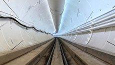 Строительство скоростного тоннеля компании The Boring Company