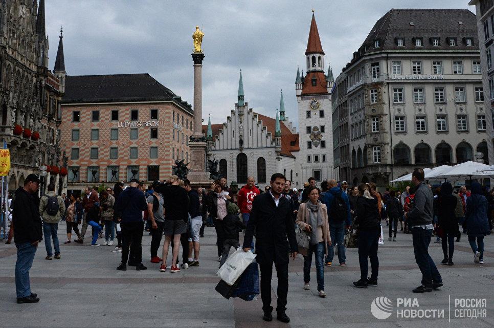 Города мира. Мюнхен