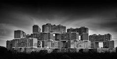 Interlace condominium