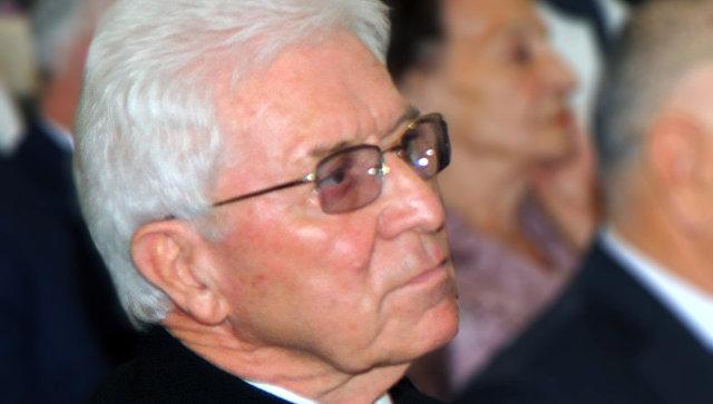 Умер народный артист России Борис Темирканов
