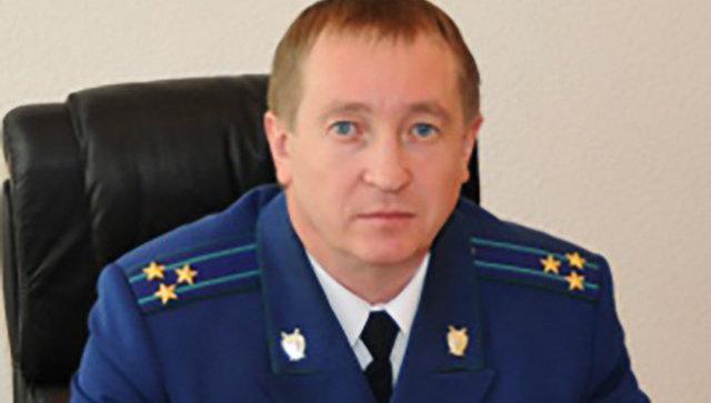 Бывшего зампрокурора Башкирии Горбунова привезли в суд для ареста