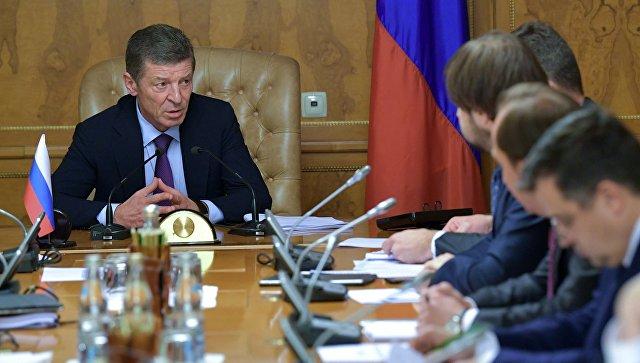 Козак потребовал от нефтяников обеспечить Россию топливом