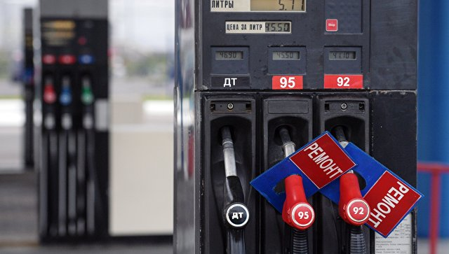 Козак обсудил с представителями независимых АЗС ситуацию на топливном рынке