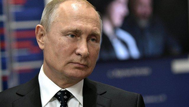 Путин рассказал об ожиданиях от Года театра в России
