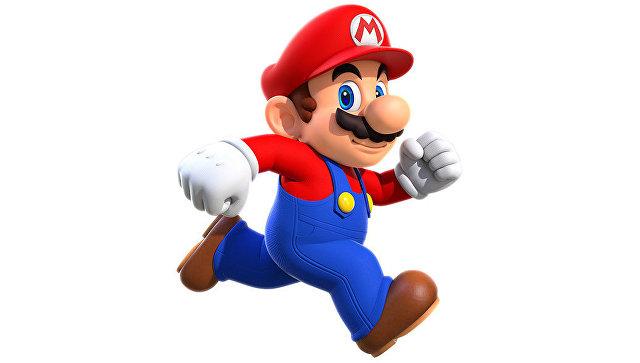 Персонаж игры Super Mario компании Nintendo. Архивное фото