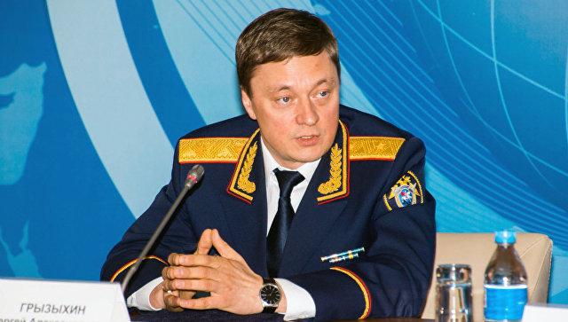 Глава СК по Приморскому краю Сергей Грызыхин. Архивное фото