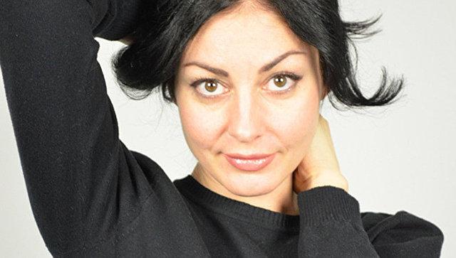 Актриса Юлия Волчкова. Архивное фото