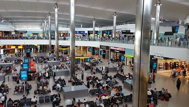 Лондонский аэропорт Хитроу