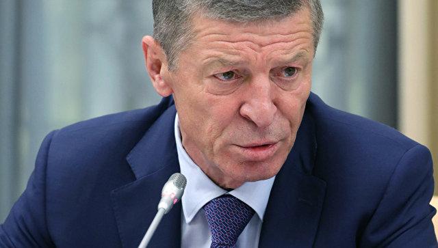 Вице-премьер Козак отменил мораторий на СПИК