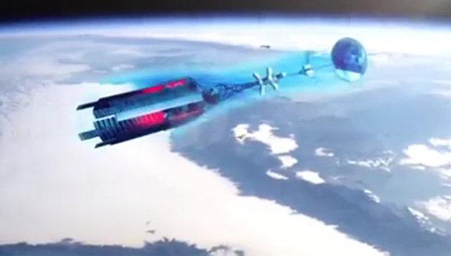 Россия испытает в космосе систему ядерной энергодвигательной установки