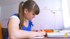 Олеся М., февраль 2005, Томская область