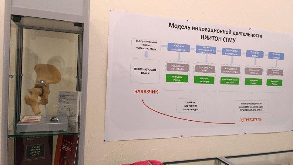 Из лаборатории в клинику: в Саратове апробируют новую систему для хирургов [4]