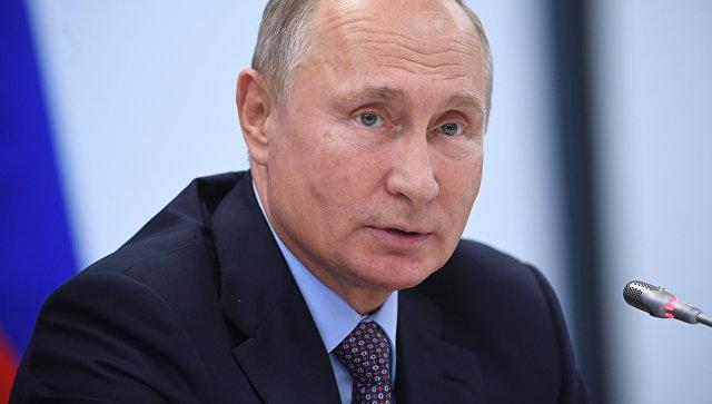 Путин подписал закон о налоговых льготах меценатам