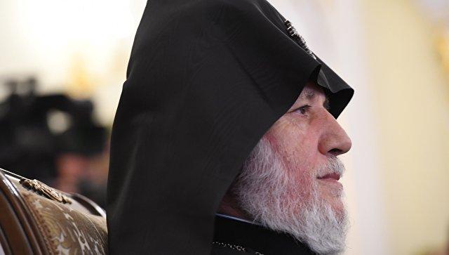 Католикос Гарегин II прокомментировал ситуацию вокруг УПЦ