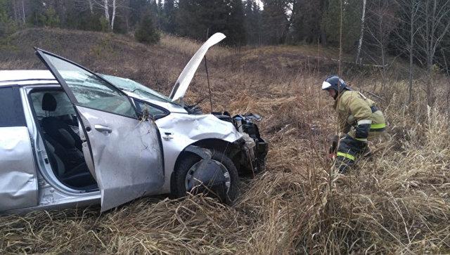 В Татарстане два человека погибли в ДТП