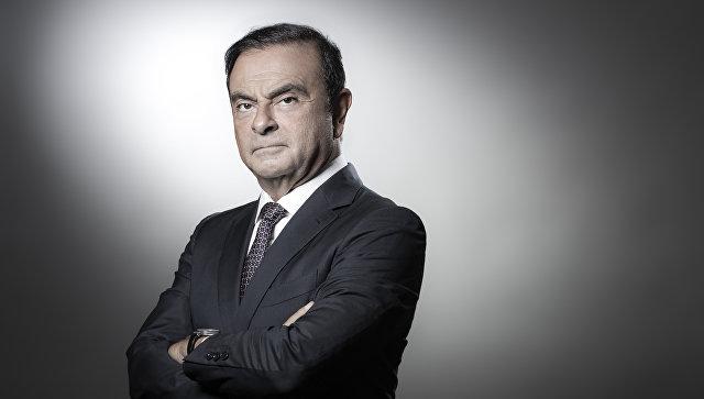 Nissan освободил от должности главу совета директоров Карлоса Гона