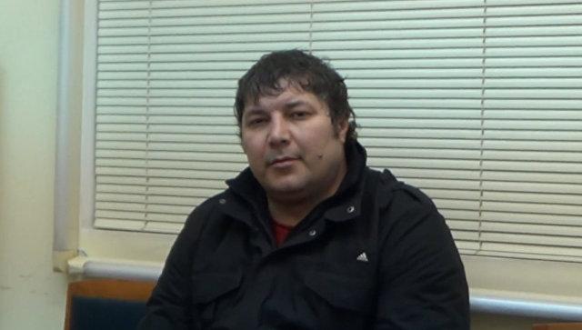Задержание боевика из группировки Шамиля Басаева. Оперативная съемка ФСБ