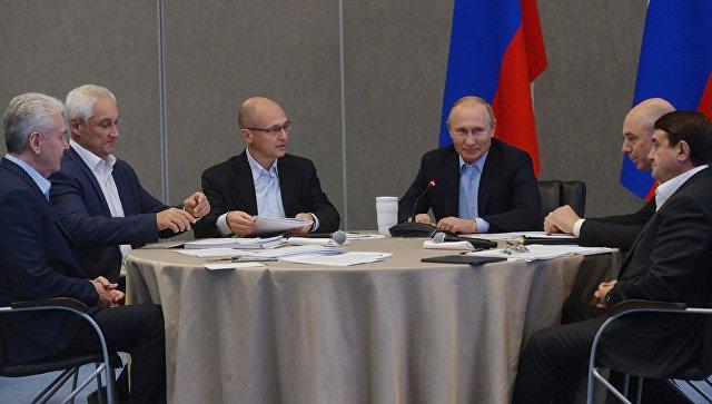 Путин пообещал обеспечить комфорт и безопасность на ЭКСПО-2025