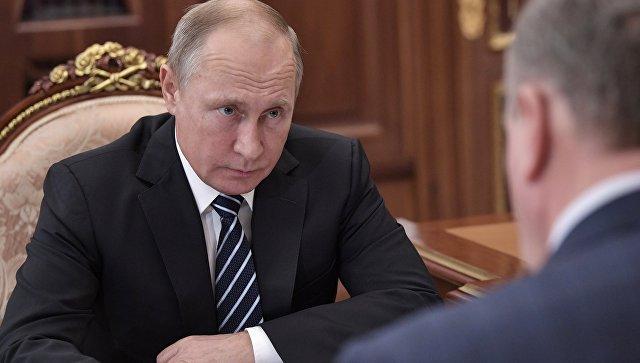 Путин оценил идею о создании культурно-образовательных центров на базе школ